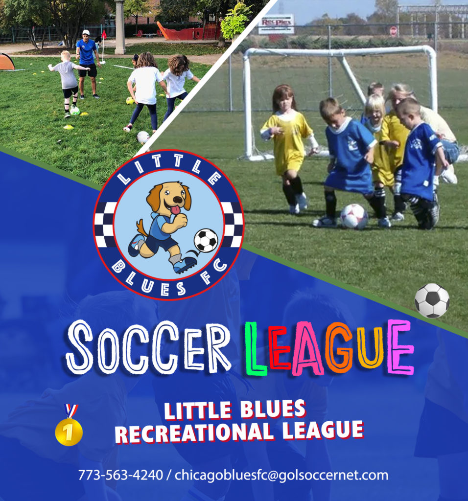 Little Blues youth soccer