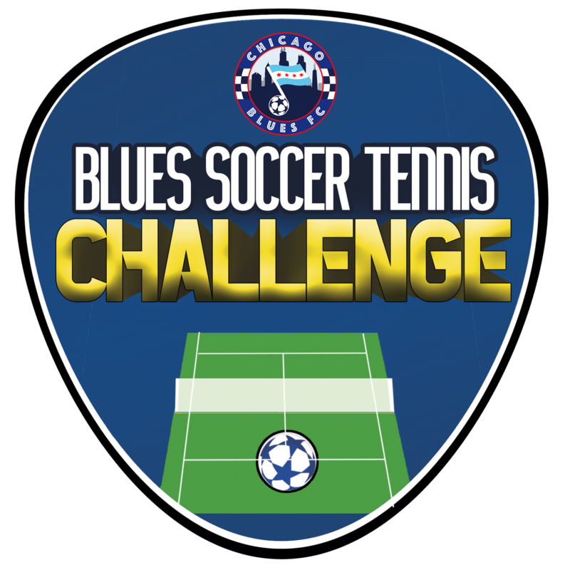 Blues Soccer Tennis Challenge